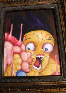 Acrylic on panel