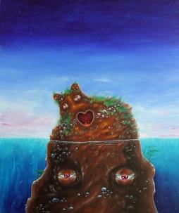 """Acrylic on Canvas 20""""x24"""""""